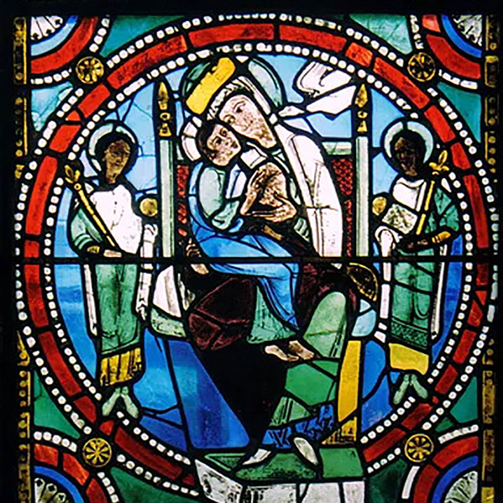 irish stained glass conservation training