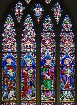 restoration stained glass ireland