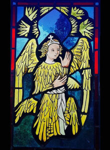 irish stained glass is for sale