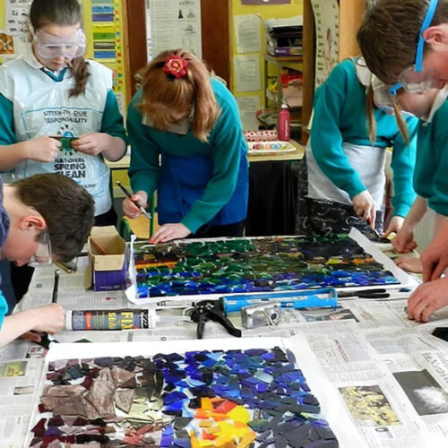 workshops by irish stained glass