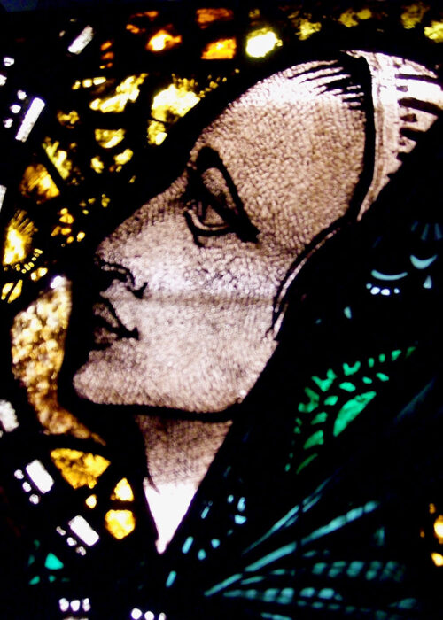Conservation of Harry Clarke Windows11