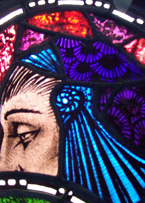 Conservation of Harry Clarke Windows4